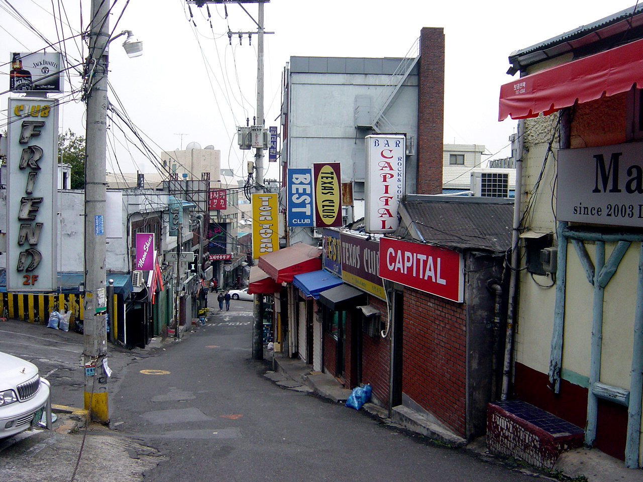 Escort girls in Seoul