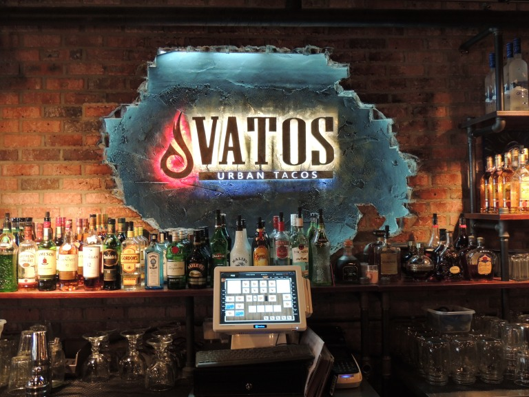 Vatos Tacos is one of the most popular eateries in Seoul