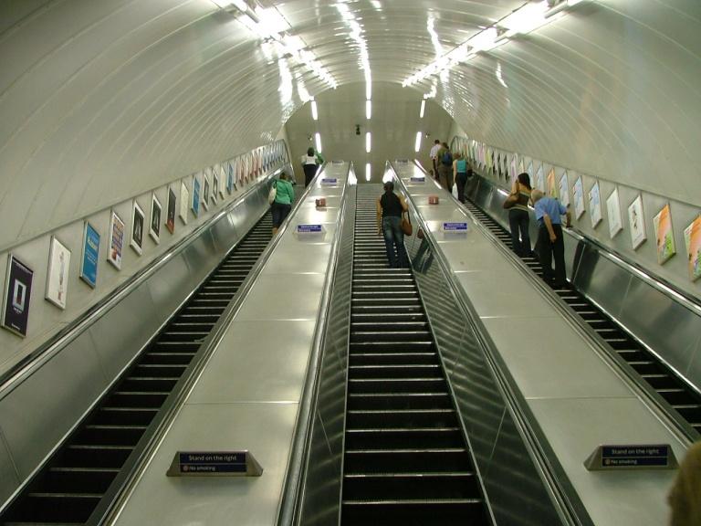 londonescalator
