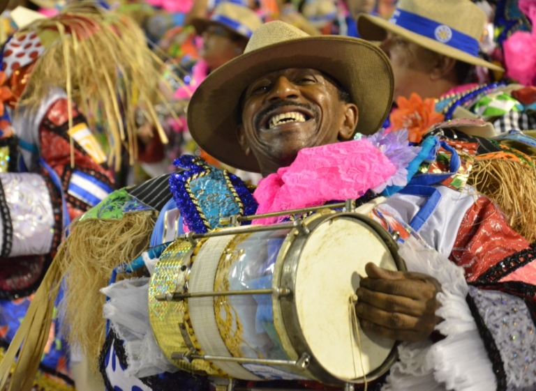 Come to Rio during Carnival Season, if you can