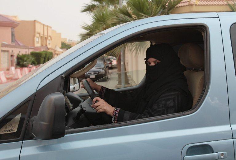 saudiwomandriver