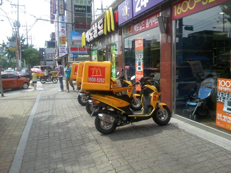 Another McDonald's near Dongnaemun
