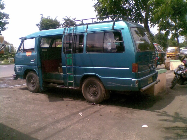 A chance of local transport to your Bromo accommodation