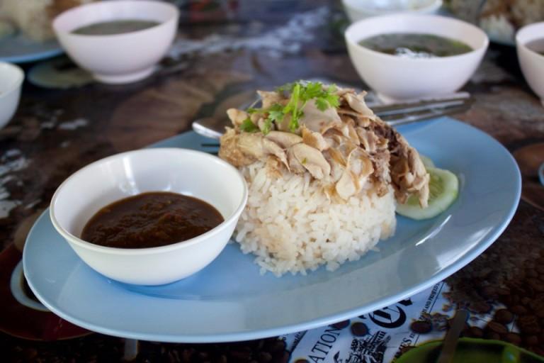 Khao man Kai