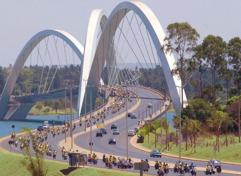 Brasilia is one of the major entry points to Brazil