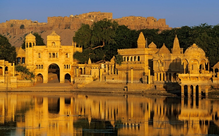 Jaisalmer - the Desert City