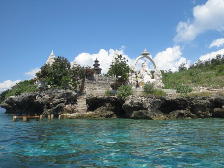 Menjangan Island is the home of some great snorkelling sites
