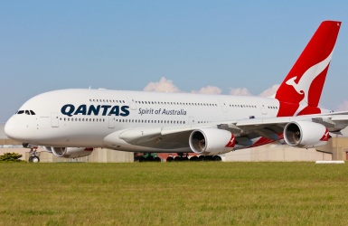 The Aussie A380 - WHAT A BEAUTY!