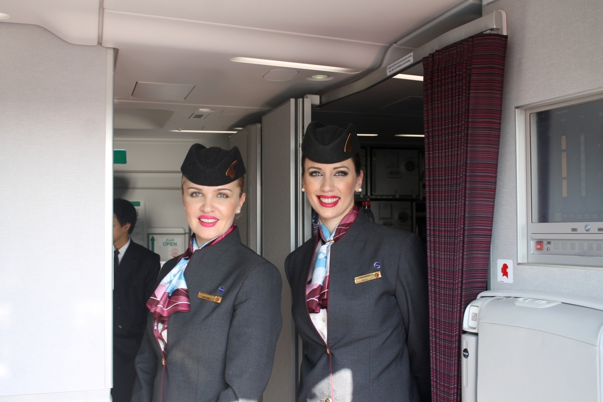 10 of the very best cabin crew uniforms