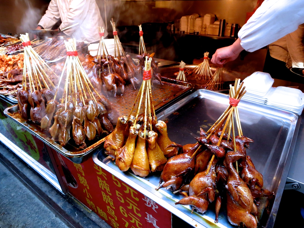 Snack Attack: China's Best Street Food