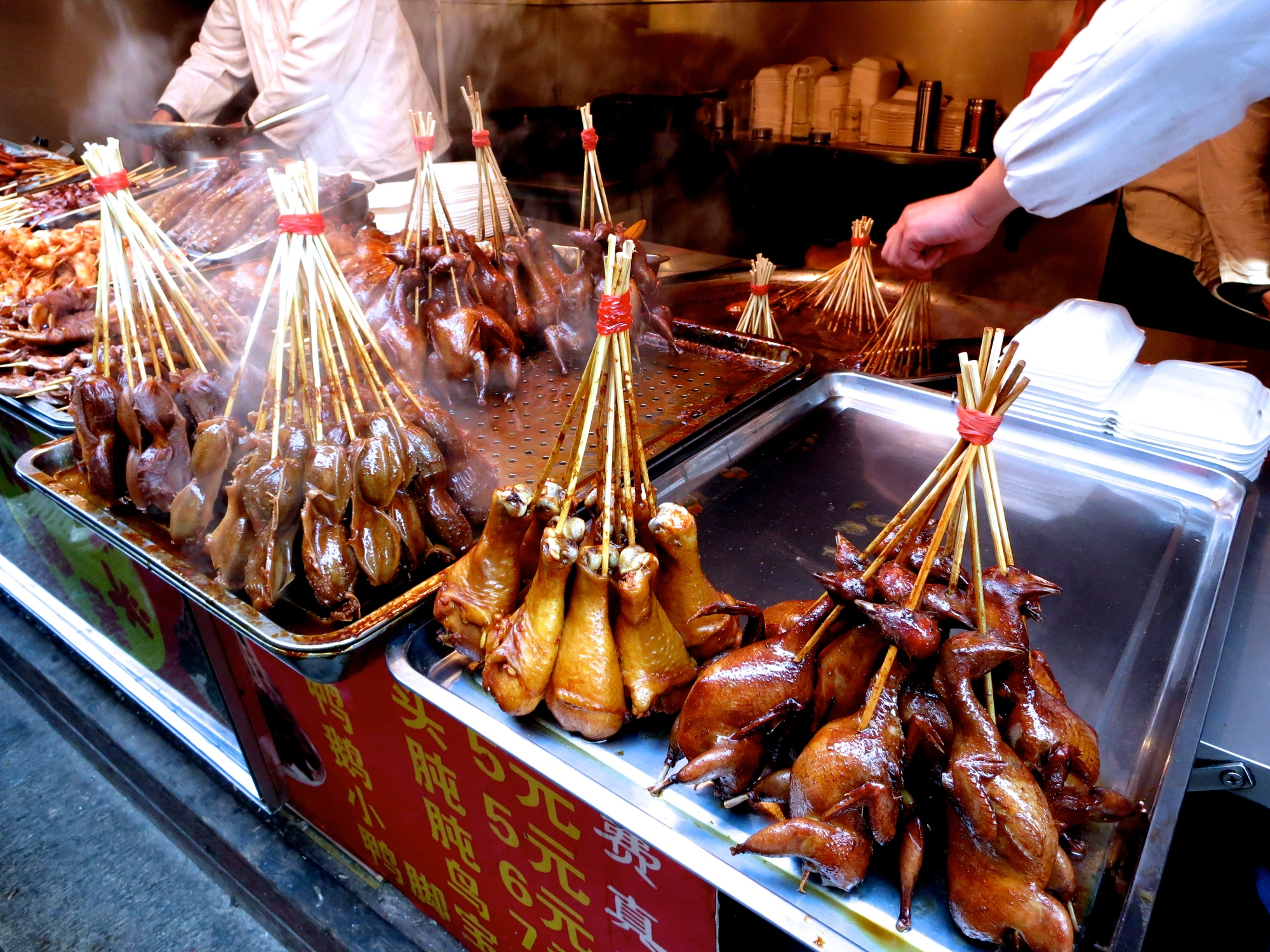 Best Cities In China For Food