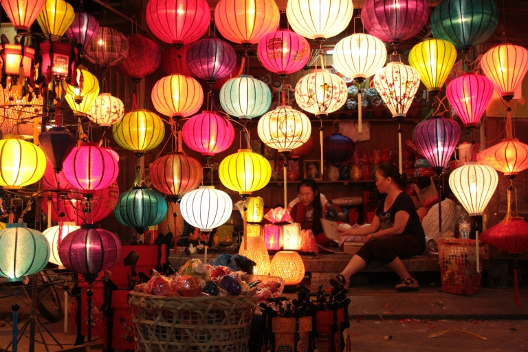 Lanterns of Hue (not only Hoi An is famous for these lanterns!)