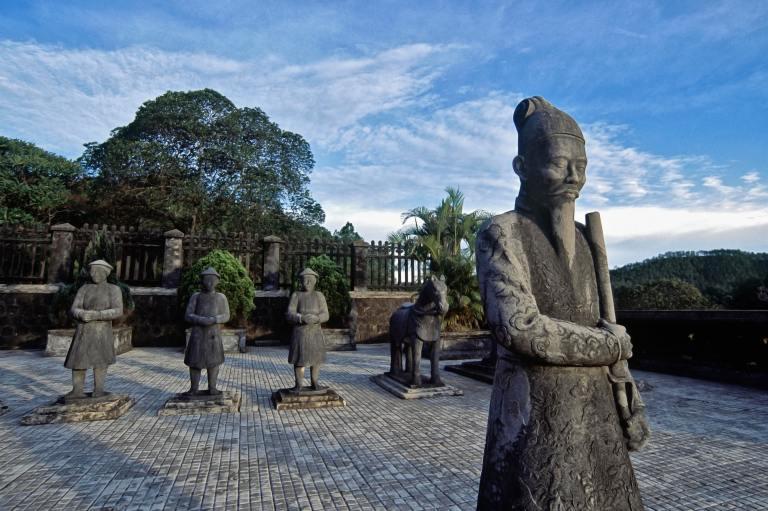 The Royal Tombs of Hue