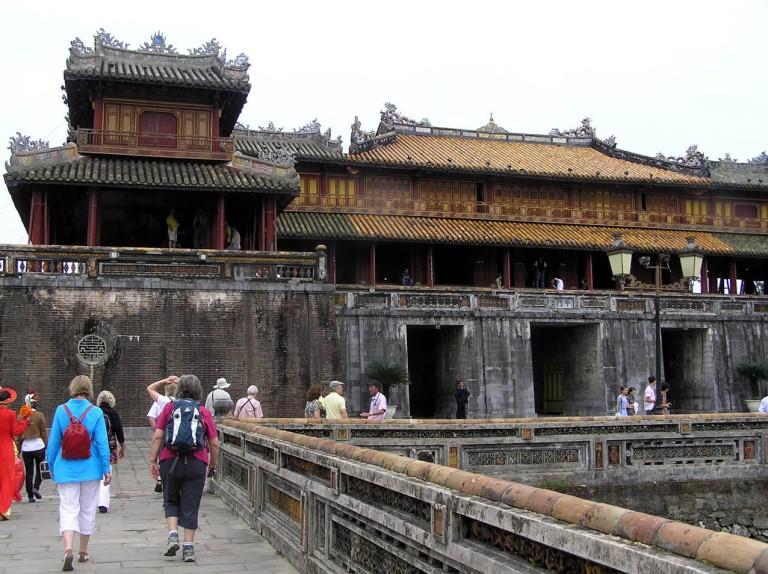 The Ngo Mon Gate