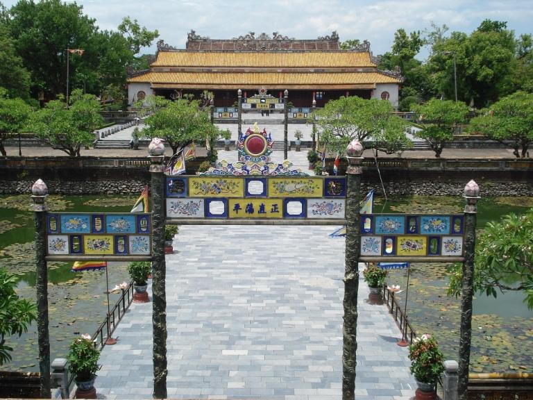 Thia Hoa Palace
