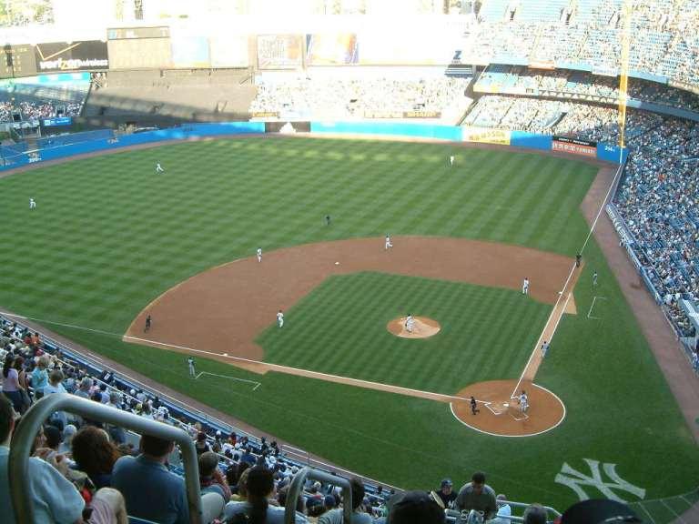 The Yankee Stadium, NYC