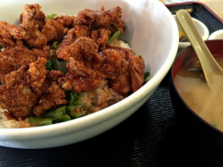 Karaage Turkey is a Japanese speciality
