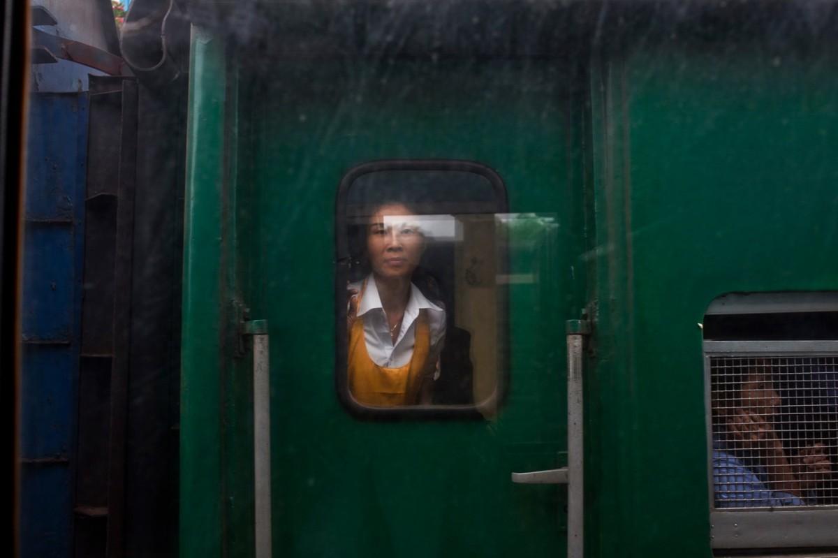 Train Travel in Vietnam