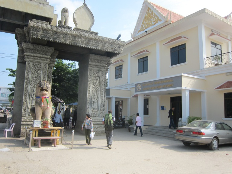 My Second Border Crossing Cambodia To Thailand Backpackerlee