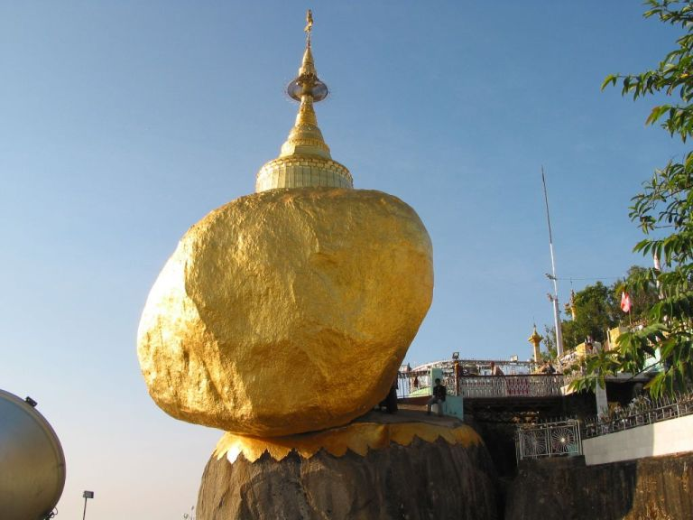 goldenrock