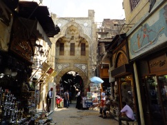 Khan el-Khalili in Cairo
