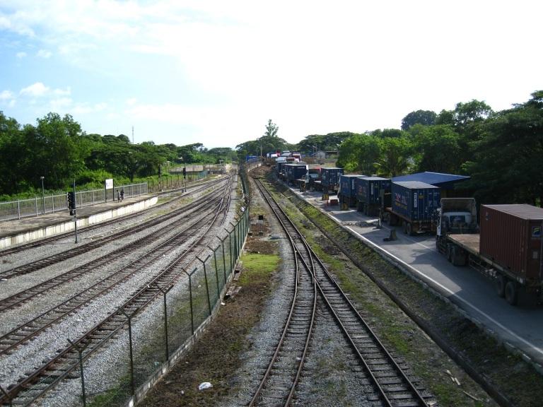 Padang Besar Rail Border