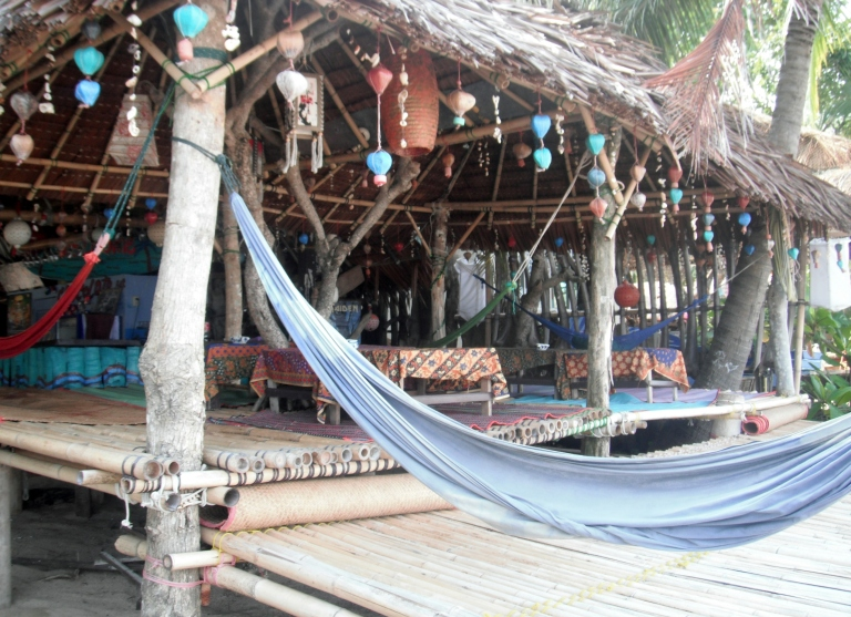 Sea Gypsies live near Krabi