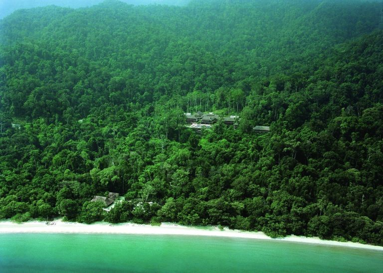 Luxury lodges in the tropical rainforest of Langkawi - I will stay there one day!
