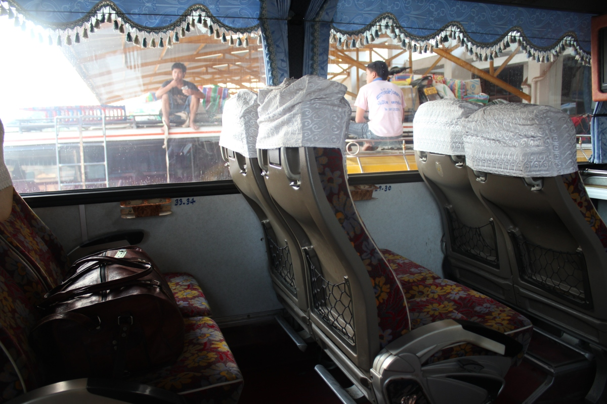 Luang Prabang to Vientiane: The bus ride from Hell