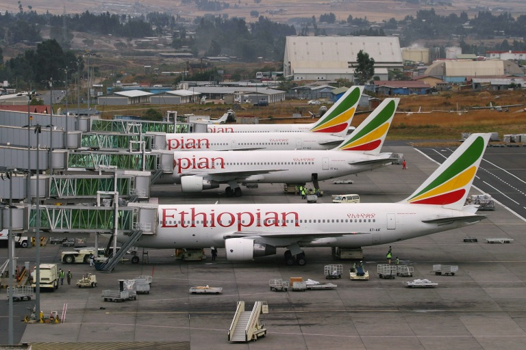 The home of Ethiopian Airlines