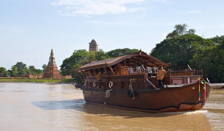 ayutthayaboat