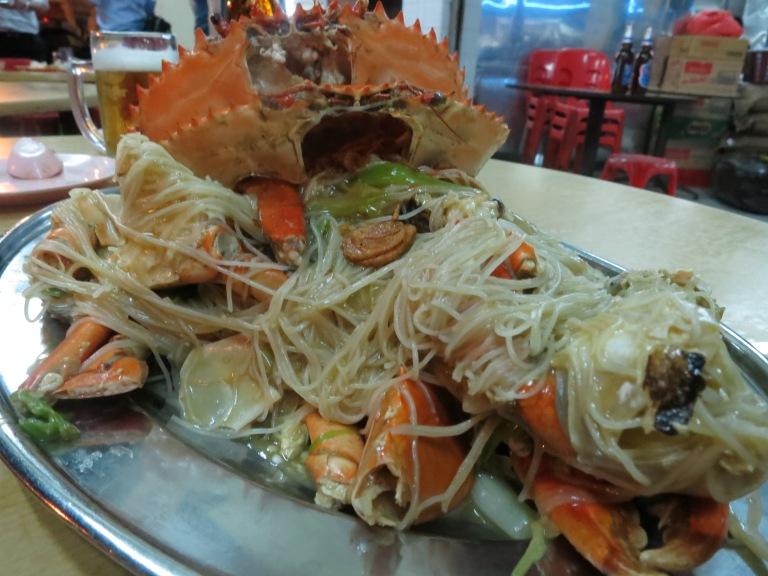 What Singaporeans REALLY eat... Mwahahaha!