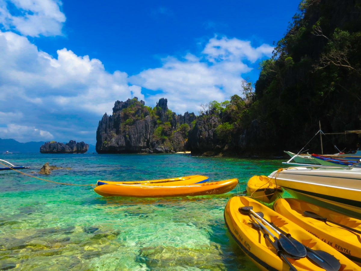 how to get to el nido palawan from boracay