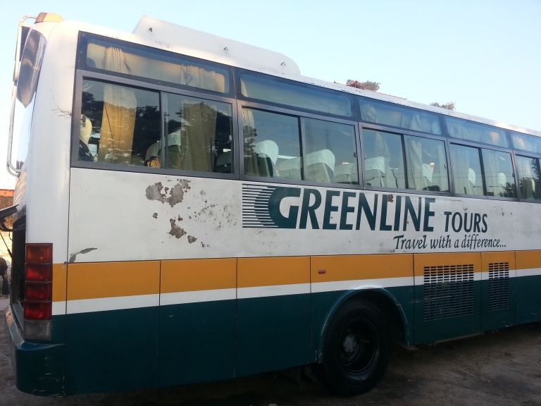Greenline are among the most reputable tourist buses