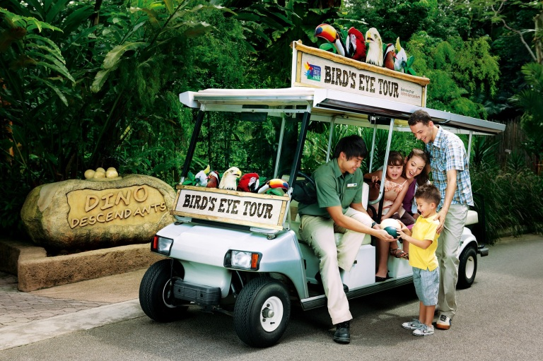 Photo: Jurong Bird Park