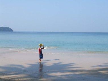 Ngapali Beach is unspoilt
