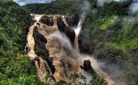 Hakou Falls