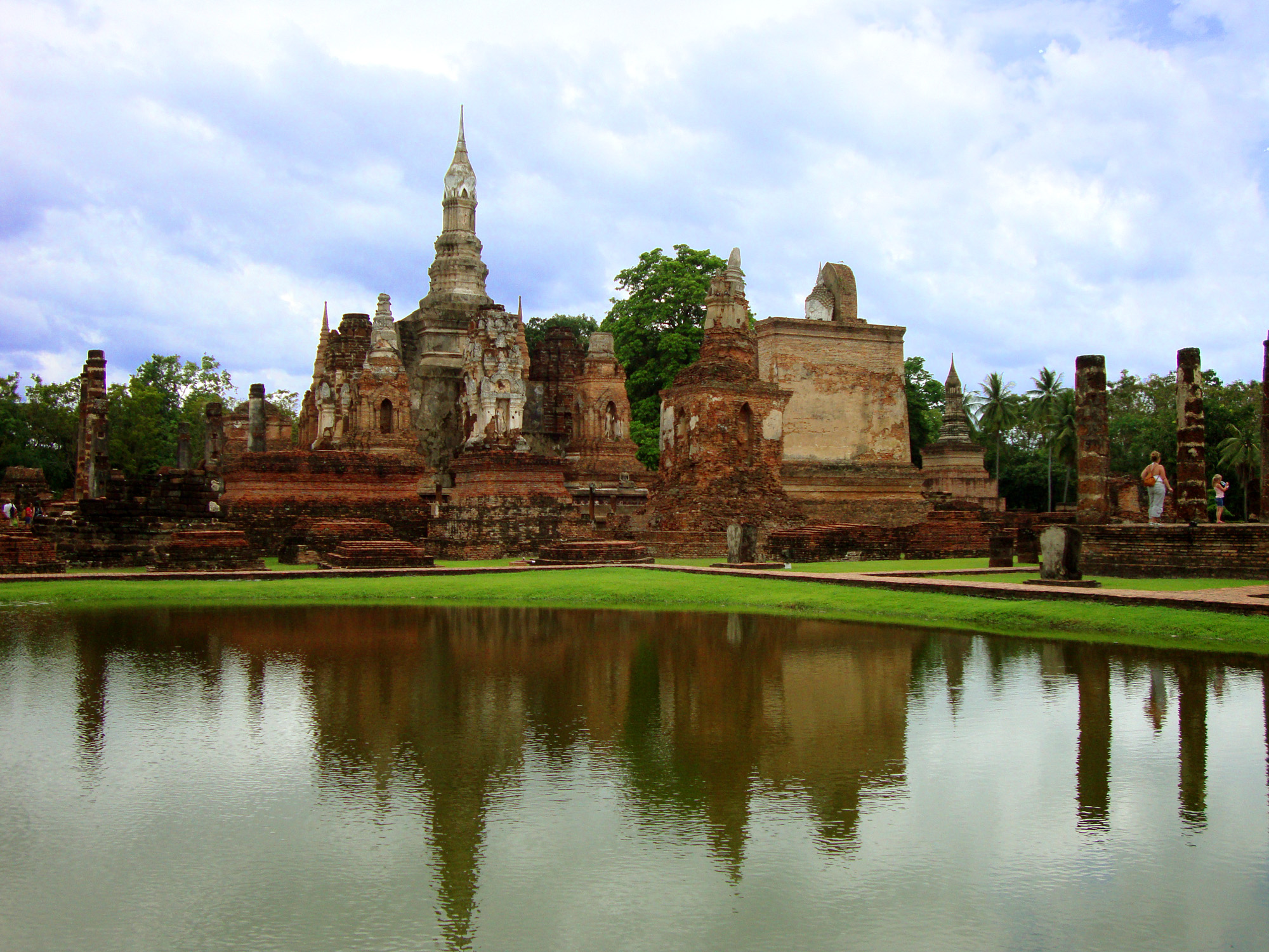 Adult Guide in Sukhothai