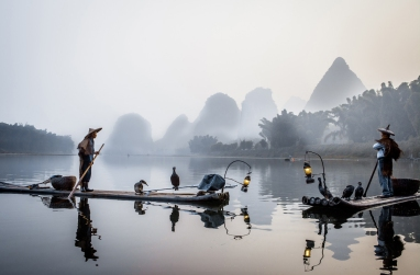 The River Li in Yangshou