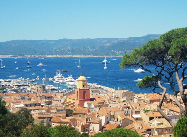 The laid back life of the French Riviera