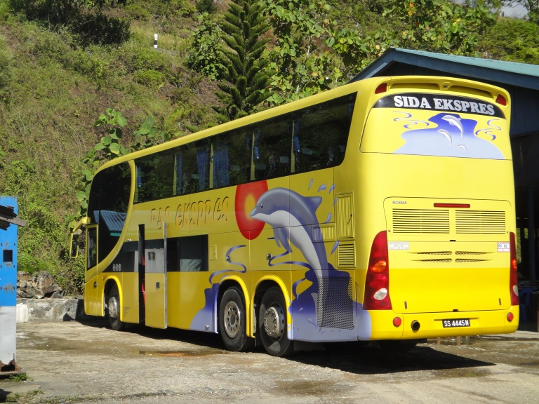 Sida Ekspres is a reliable operator on the KK-Sandakan route