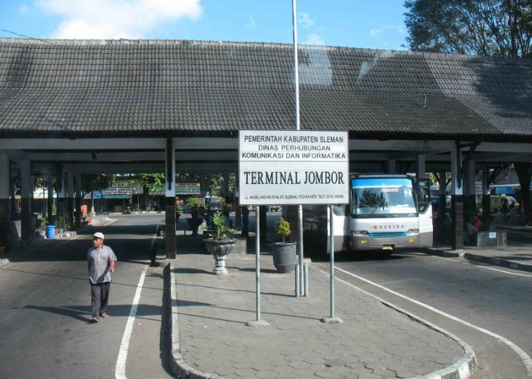 Jombor Bus Terminal