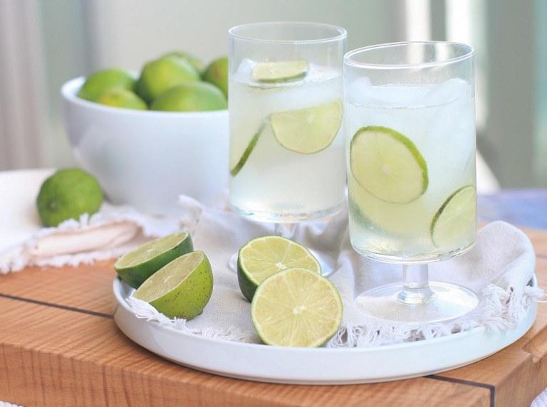 Chanh Muoi is Vietnamese Lemonade