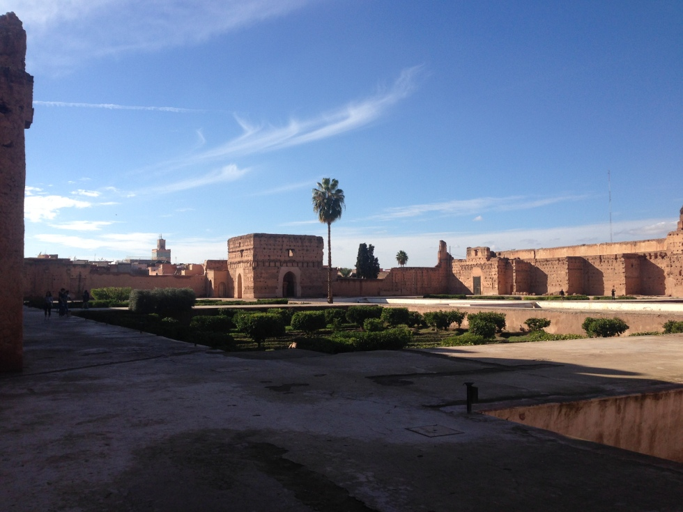 El Badi Palace, Marrakech