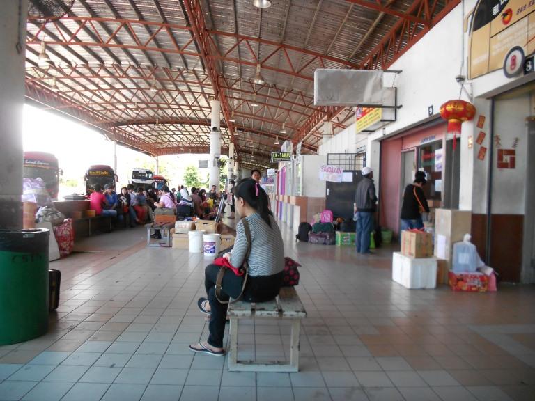 Kota Kinabalu bus station