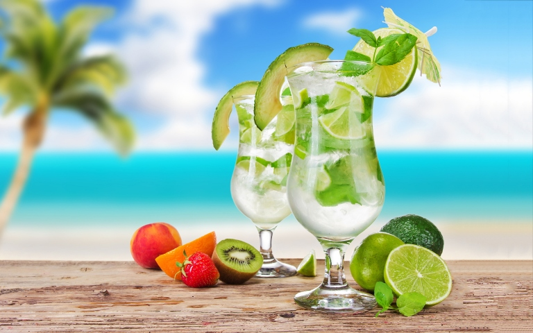 Authentic Cuban mojitos are hard to find