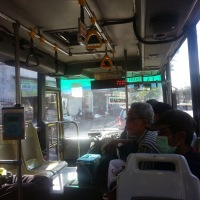 How to get to Borobudur by bus