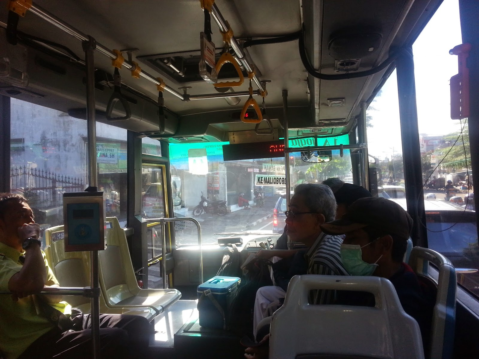How To Get To Borobudur By Bus Backpackerlee