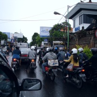 The best way to get from Kuta to Ubud