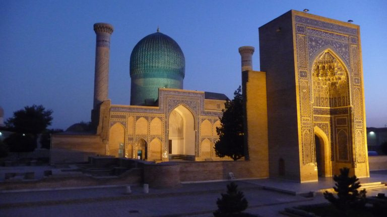Uzbekistan has a lot to offer backpackers